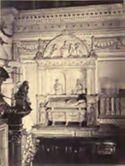 Monumento di G. B. Savelli: chiesa di S. Maria in Aracoeli: Roma