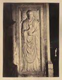 Sepolcro del vescovo Giovanni de Coca del Bregno: chiesa di S. Maria sopra Minerva: Roma