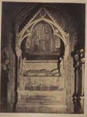 Tomba del cardinale Consalvo Rodriguez di Giovanni Cosmati: basilica di S. Maria Maggiore: Roma