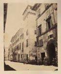 Roma: via dell'Anima e la tor Millina