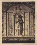 Bassorilievo di Mino del Reame, S. Maria: basilica di S. Maria Maggiore: Roma