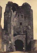 Roma: arco del console Dolabella sul Celio