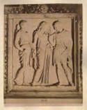 Roma: Mercurio Euridice Orfeo: villa Albani