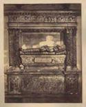 Tomba del conte Giraud d'Ansedum di Mino del Reame: basilica dei Ss. Apostoli: Roma