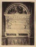 Tomba di Giovanni Basso Della Rovere: chiesa di S. Maria del Popolo: Roma