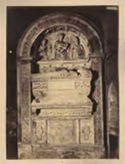 Sepolcro del vescovo Benedetto Soranzo: chiesa di S. Maria sopra Minerva: Roma