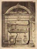 Monumento funerario di Diotisalvi Neroni: chiesa di S. Maria sopra Minerva: Roma