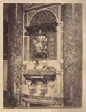 Roma: monumento d'Innocenzo 8.: basilica Vaticana: Roma