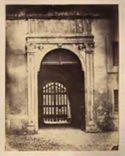 Roma: palazzo Fioravanti: portale