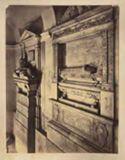 Monumento a Nestore Malvezzi: chiesa di S. Maria del Popolo: Roma