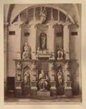 Roma: chiesa di S. Pietro in Vincolis: monumento di Papa Giulio 2.
