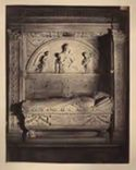 Tomba del cardinale Antoniotto Pallavicini: chiesa di S. Maria del Popolo: Roma