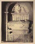 Tomba dei cardinali Cristoforo e Domenico Della Rovere del Bregno: chiesa di S. Maria del Popolo: Roma
