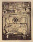Tomba di Francesco Tornabuoni: chiesa di S. Maria sopra Minerva: Roma
