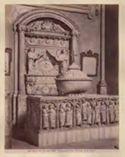 Roma: basilica di S. Pietro: sarcofago del 4. secolo