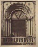 Catania: porta della cattedrale