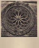 Palermo: la finestra della chiesa di s. Augustino [i.e. Agostino]