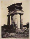 Tempio di Castore e Poluce [i.e. Polluce]: Girgenti