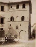 Gubbio: casa del Capitano del Popolo: (14. secolo)