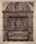 Narni: duomo: monumento del vescovo Gormaz (1514)