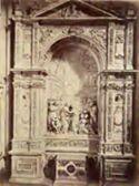Orvieto: duomo: altare della Visitazione