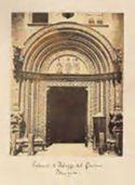 Perugia: palazzo del Governo: entrata