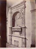 Spoleto: cattedrale: monumento a Giov[anni] Fran[cesco] Orsini