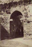 Perugia: porta sant'Angelo