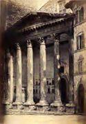 Assisi: tempio di Minerva