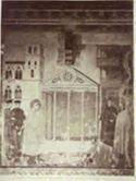 Assisi: chiesa superiore di s. Francesco: s. Francesco onorato da un pazzo