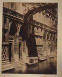 Venezia: Palazzo Ducale: vista sotto il ponte dei Sospiri