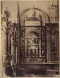 Venezia: basilica dei Ss. Giovanni e Paolo: controfacciata: sepolcro del doge Pietro Mocenigo