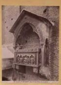 Verona: abside di s. Pietro martire: arca dei Dussaini [i.e. Dussaimi]