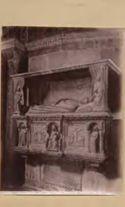 Venezia: basilica di s. Marco: battistero: monumento Dandolo: 14. secolo