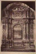 Vicenza: altare nella chiesa di s.a Corona