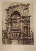 [Venezia: basilica dei Ss. Giovanni e Paolo: presbiterio: monumento del doge Andrea Vendramin]
