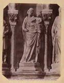 Venezia: chiesa dei Ss. Giovanni e Paolo: particolare del monumento al doge Cornaro