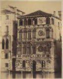 Venezia: casa Dario: facciata sul Canale Grande