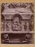 Verona: chiesa di s. Fermo Maggiore: monumento Morani: (14. secolo)