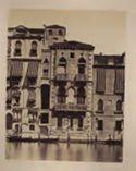 Venezia: palazzo Contarini Fasan: facciata sul Canal Grande