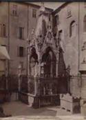 Verona: tomba di Mastino 2.: (Perina Milanese, 1351)