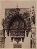Venezia: chiesa di s. Maria Gloriosa dei Frari: braccio destro del transetto: monumento del beato Pacifico