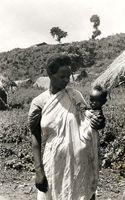 Eusene con bambino: Bonga, Ag. 1938