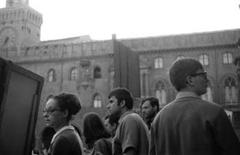 Corteo di studenti e operai: Bologna, 28 aprile 1968