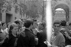 Manifestazione contro la guerra in Vietnam: Bologna, 21 maggio 1967