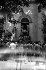 Occupazione della facoltà di Fisica: Bologna 1968