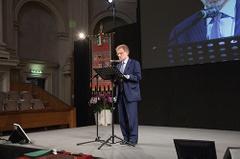 Cerimonia di conferimento del diploma di Professore Emerito