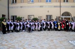 Laurea honoris causa a Claudio Imprudente