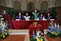 Laurea honoris causa a David Marquand e Sigillum Magnum a Jacques Delors