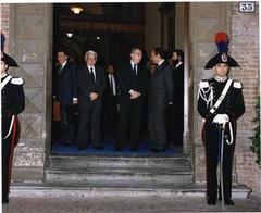 Laurea honoris causa a Jacques Delors